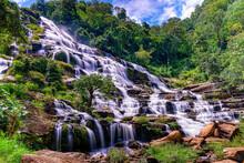 Mae Ya Waterfall It Beautiful ...