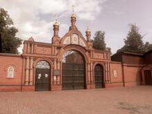 An Ancient Nunnery. Translatio...