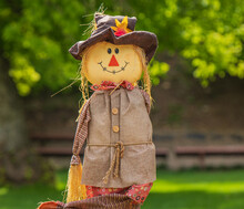 Scarecrow In The Park