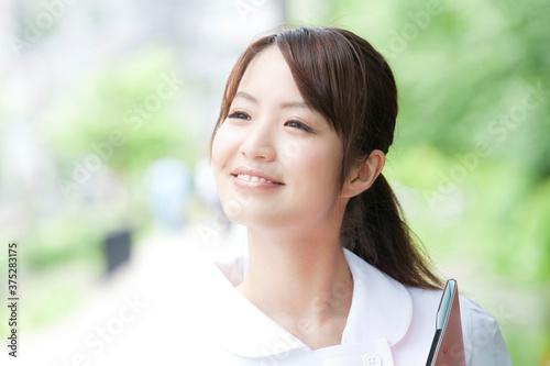 Valokuva 笑顔の看護師