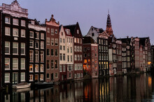 Amsterdam Canal Houses