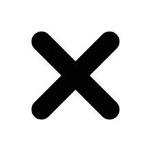 Cross Icon. Cancel Icon. Close...