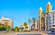 The Ville Nouvelle Sites, Tuni...