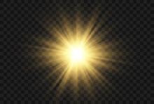 Bright Beautiful Star.Vector I...