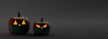 Pumpkin Banner With Surgical M...