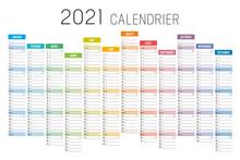 Calendrier 2021 Décalé