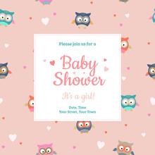 Baby Shower Invitation Design ...