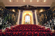 Small Atrium, Lobby Or Foyer W...