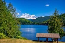 Picnic Area Mineral Lake Mt. R...