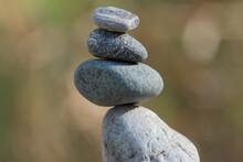 Stone Balance Close Up