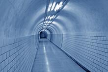 Bright Underground Passage