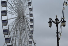 English Observation Wheel On A...