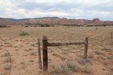 New Mexico Desert Rocks Sage Brush