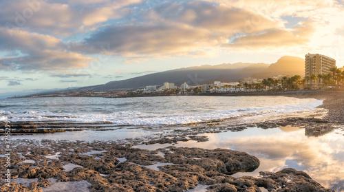Vászonkép Playa Las Américas