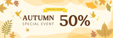 Autumn And Thanksgiving Sale E...