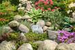 Leinwanddruck Bild Garten 1017