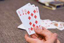 Carte Gioco Giocare Mazzo Carte Azzardo Casinò
