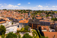 View From Drone Of Craponne-su...