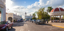 Cienfuegos, Cuba-October 13, 2...