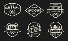 Collection Of Banner, Logo, Ba...