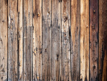 Old Vintage Outdoor Wood With ...