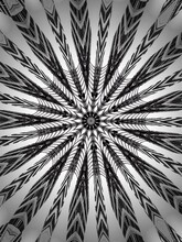 Abstract Fractal Kaleidoscope ...