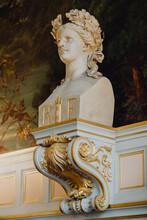 Buste De La Marianne Représentant La République Française