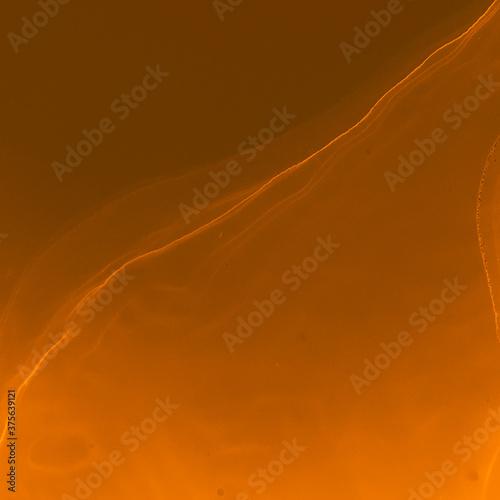 Fototapeta Vibrant Wallpaper. Liquid Background. Graphic Invitation. Yellow Vibrant Wallpaper. Acrylic Style. Translucent Canva. Yellow Alcohol Ink Banner. Shape. obraz na płótnie