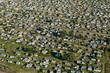 Aerial view of Walmer Township in Port Elizabeth