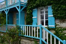La Roche Guyon; France - June ...