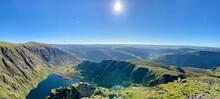 Cadair Idris Mountain In North...