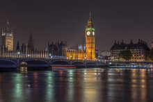 Big Ben And London's Parliamen...