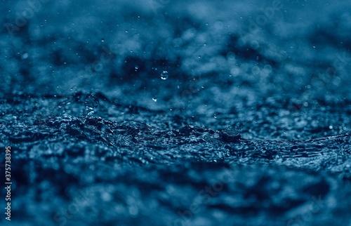 Fototapeta blue ice texture