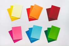 Primary And Secondary Colors Cards