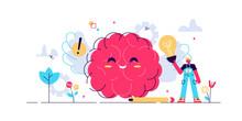 Positive Thinking Vector Illus...