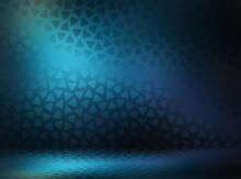 Mystery Room Dark Blue Backgro...