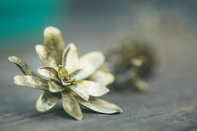 Jewel Flower Detail