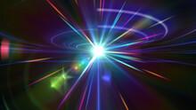Dance Ray Light Floor Future