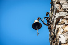 Small Bell Hanging On The Wall...