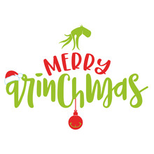 Merry Christmas With Grinch - ...