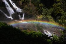 Wachirathan Rainbow Waterfall ...