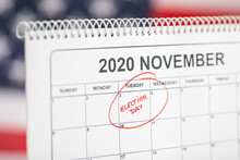 November 3, 2020 Election Day ...
