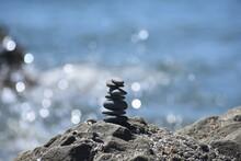 Stones In The Seaspray