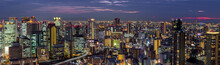 Skyscraper From Umeda Sky Buil...