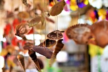 Traditional Wind Chimes Made O...