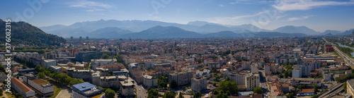 Fotografie, Obraz Grenoble
