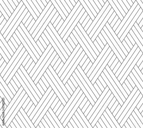 Fotografia, Obraz Vector geometric texture