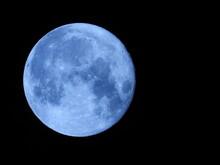 Full Moon, Blue Moon,  August ...