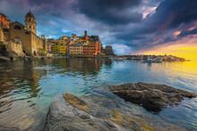 Fabulous Harbor Of Vernazza Vi...