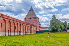 Fortress Wall And Pozdnyakov T...